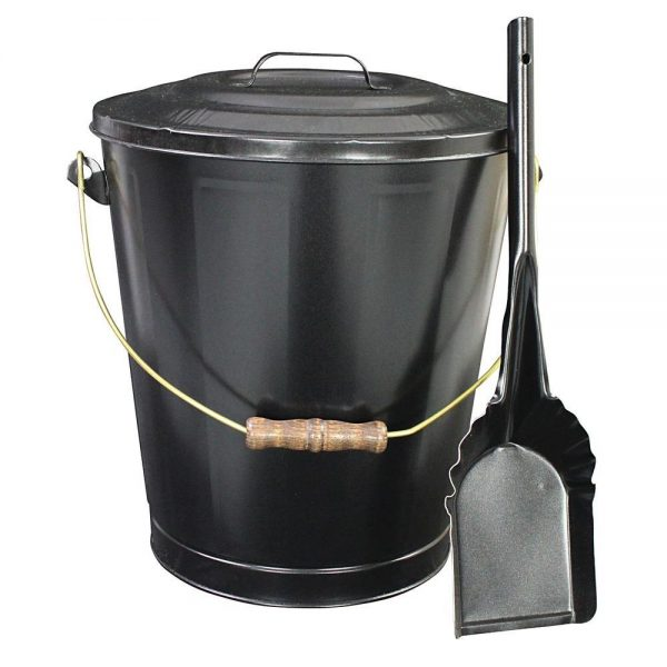 Ash Container & Shovel Set
