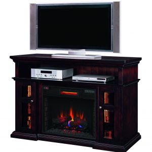 "Classic Flame 28"" Infrared Electric Fireplace"