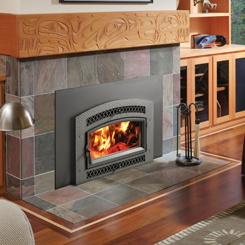 Medium Flush Wood Hybrid-Fyre Arched