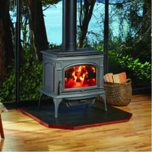 Rockport Hybrid Wood Stove