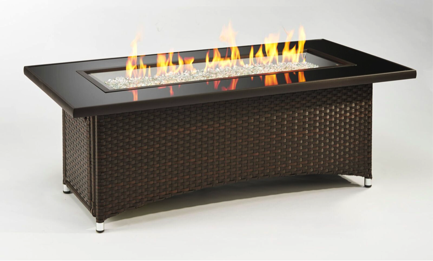 Montego Fire Coffee Table