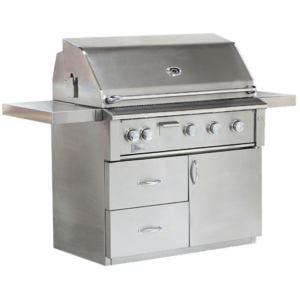 Alteri 42 Grill with Cart