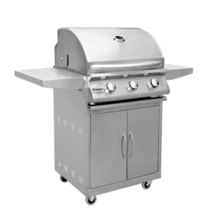 Sizzler 26 Grill with Cart